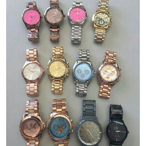 d676597cbfd Relogio Feminino Mk Top - Relógios no Mercado Livre Brasil