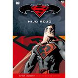 Dc Comics - Batman/superman 02: Hijo Rojo - En Español