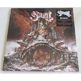 Ghost Prequelle Lp Gold + Compacto Pronta Entrega Europeu