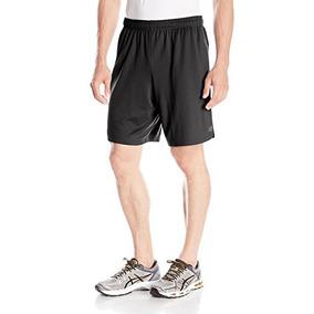 New Balance Hombre De 9 Pulgadas Knit Versa Shorts, Negro, P