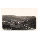 Antigua Postal Foto Rio Ceballos Sierras De Cordoba