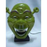 Mascara Shrek Festa Fantasia Haloween