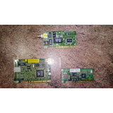 Tarjetas De Red Pci Ethernet E Inalambricas