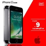 Iphone Se 32gb Portabilidad Claro 9 Soles