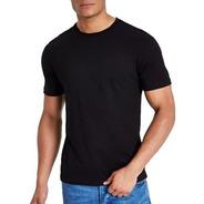 Camiseta Masculina Slim Fit Blusa Camisa Fitness Atacado