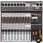 Mesa De Som Soundcraft Sx1202 Fx Usb Efeitos Sx1202fx