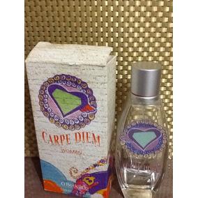 Frasco De Perfume Carpe Diem Woman Vazio Para Colecionadores