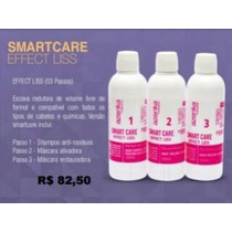 Escova Redutora Efect Liss Smart Care 100 Ml Sem Formol