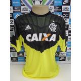 Flamengo Goleiro Climalite Tam. G 54x77 Original adidas Nova