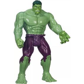 Boneco Brinquedo Hulk,