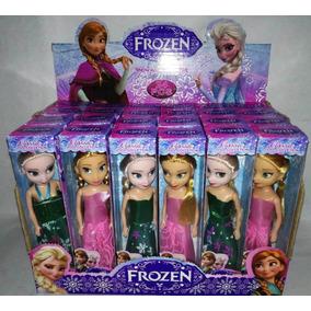 Muñecas Frozen Elsa Y Anna Precio