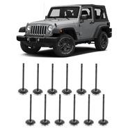 Válvula De Admissão Jeep Wrangler 2012-2016 3.6l 10034