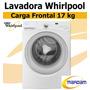 Lavadora Whirlpool Carga Frontal He 17 Kg