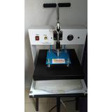 Prensa Térmica 38x38 Compacta Print