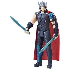 Boneco Eletronico Thor Ragnarok - Thor Hasbro
