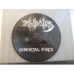Lp Imp Mutilator - Immortal Force Picture Frete 15