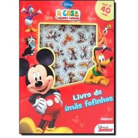 Livro - Casa Do Mickey Mouse, A Imas Fofinhos