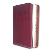 Biblia Letra Gigante Cierre E Indice Bordo Reina Valera 1960