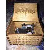 Caja Musical Harry Potter - Huancayo