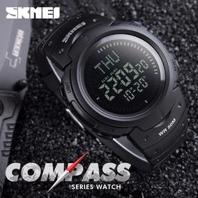 974634fa58e Relógio Casio Outgear Sgw-100 Bússola Digital Termômetro Pt. Santa Catarina  · Relógio Digital Shock Resistente Aprova Dàgua Com Bussola