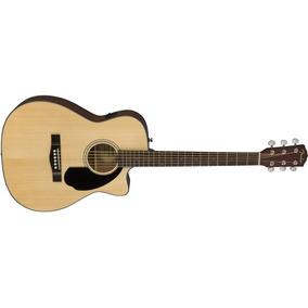 Guitarra Fender Electroacústica Cc60sce