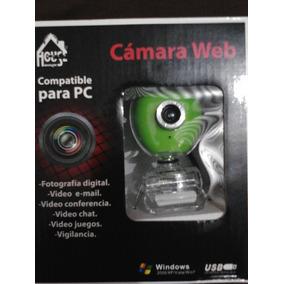 Video Camara Para Computadoras (nueva)