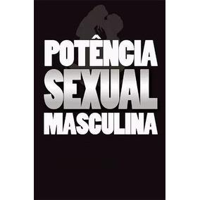 E-book Potência Sexual Masculina - Envio Imediato