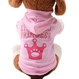 Disfraz Para Perro Patrón Lovelyiva Nuevo Rosa Para Mascota