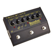 Pedal Tech 21 Sansamp Programmable Bass Driver Pbdr