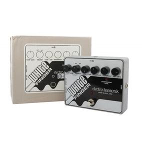 Pedal Compressor Ehx Electro Harmonix White Finger Original