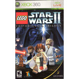 Lego Star Wars 2 The Original Trilogy Xbox 360 Solo Manual