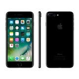 Phone 7 Plus Apple 128gb Preto Brilhante 4g - Tela 5.5 Câm.