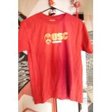 Blusa Usc Trojans College Football Nike Sports Woman Red M