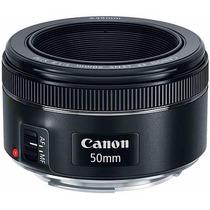 Lente Canon 50mm 1.8 Stm Original Canon Brasil.