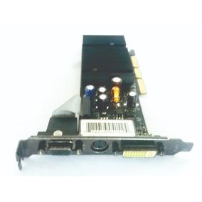 Placa Video Xfx Geforce Agp Gf 6200 256mb Ddr2 Tv Dvi