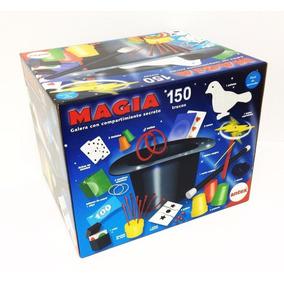 Juego De Magia Con Galera 150 Trucos - Antex - Mundo Manias