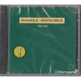 Danza Invisible - 1984 - 1989 (cd Aleman, Sellado Importado)
