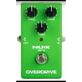 Pedal Nux Od-3 Over Drive