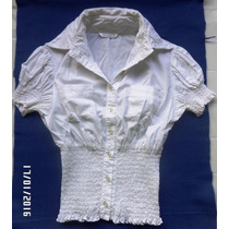 Camisa Balnca Studio F Original S/m