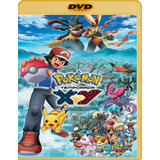 Serie Pokemon Temporada 17, Temporada Xy (hd), Anime Linares