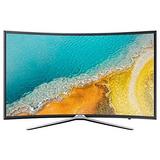 Televisor Marca Samsung Curvo 55 Pulgadas Color Negro