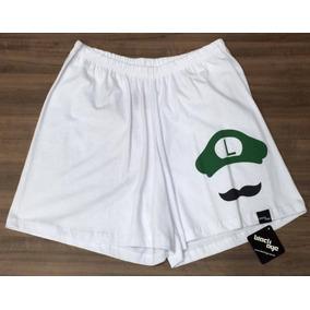 Samba Canção Divertidos- Mario Bros, Luigi