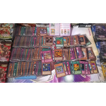 Lote De 100 Cartas Yugioh Gx Zexal 5ds, Vem Raras Super