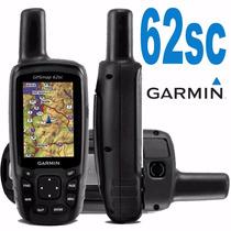 Garmin Gpsmap 62sc Camara 5mp Brujula Gps Portable Mapa Vzla