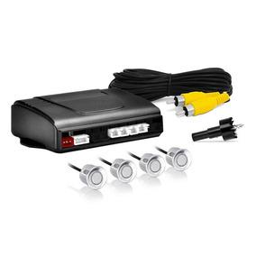Sensor De Estacionamento B085 4 Pontos Orbe Para Multimídia