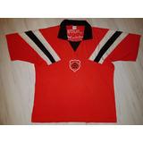 Antiga Camisa Do Vila Hauer Futebol Clube  8 Oceano Esportes dfc9884201a39