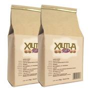 Café De Finca 2pack De 1 Kg C/u Xilitla Café En Grano