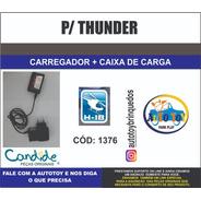 Thunder 1376 H-18 - Carregador + Caixa De Carga