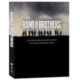 Box Dvd Band Of Brothers - 6 Discos - Original - Lacrado
