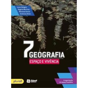 Geografia - Espaco E Vivencia - 7º Ano - 6ª Ed